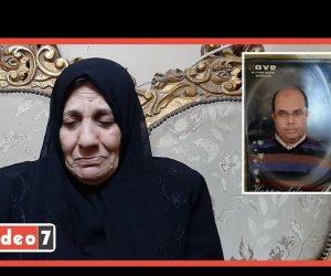 بعد رفضه بيع أقراص مخدرة.. بلطجي يقتل صيدلي بـ21 طعنة.. والأم: قالى 3 مرات أنا شهيد يا ماما