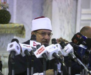 وزير الأوقاف: التكاتف هو الحل للقضاء على الإرهاب داخليًا وخارجيًا