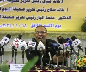 خالد صلاح: تصدر الواعظات للمشهد يؤكد انتصارنا في معركة الوعي