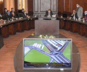 محافظ الإسكندرية: مترو أبو قير يتكلف 1.7 مليار يورو بسعة 1.2 مليون راكب يوميا