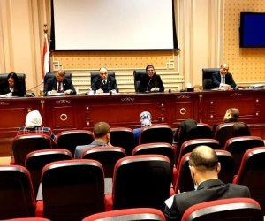لجنة المشروعات بالبرلمان تستقبل وزيرة الصناعة لمناقشة تخصيص المجتمعات الصناعية