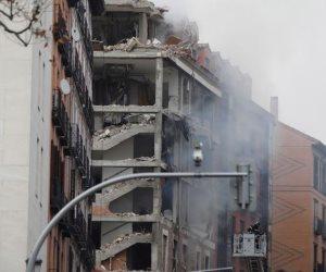 """صحيفة """"الباييس"""" الإسبانية تكشف آخر تطورات انفجار مبنى تابع لأبريشية بمدريد"""