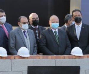 تدشين مشروع عين القاهرة Cairo Eye باستثمارات 500 مليون جنيه