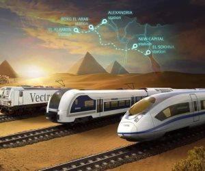 هل تستحق شبكة القطارات السريعة في مصر 390 مليار جنيه؟