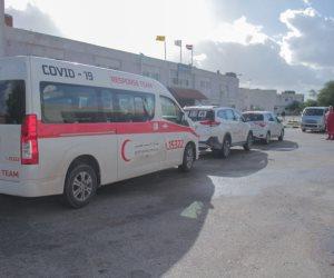 ضمن مبادرة صندوق تحيا مصر.. قافلة طبية توقع الكشف على 273 بمستشفى الشيخ زويد بسيناء (صور)