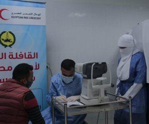 """إنجازات مبادرة صندوق """"تحيا مصر"""" في 3 أيام بشمال سيناء.. تجهيز 50 عروس وعلاج 1000 مريض (صور)"""