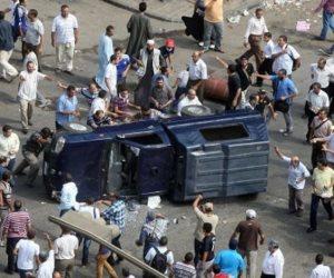 بعد 10سنوات على أحداث 25 يناير .. «إخوان» دمرت و«مصر» عمرت (فيديو جراف)