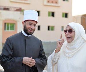 أسامة الأزهري ناعيًا عبلة الكحلاوي: شمس من العلم والولاية انطفأ