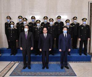 الرئيس السيسى: الإرهاب أصبح آداة صريحة لإدارة الصراعات وتنفيذ المؤامرات