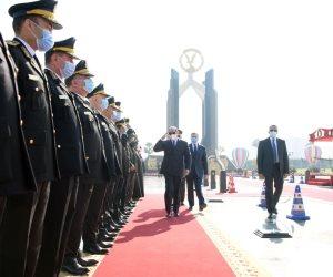 الرئيس السيسي: ثورة 25 يناير قادها شباب مخلصون متطلعون لمستقبل أفضل لبلدهم