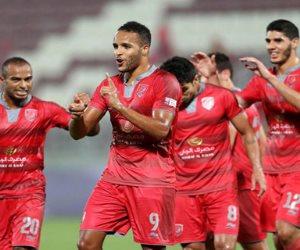 الدحيل القطري يضرب الأهلي 3-0 فى الشوط الأول بكأس أمير قطر قبل مونديال الأندية