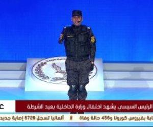الرائد صلاح الحسينى: فقدت ذراعى الأيمن بتفجير وسأحمى بلدى بذراعى الأيسر