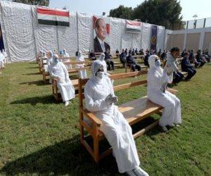 الإفراج بالعفو عن 2904 سجناء و118 شرطيا من نزلاء السجون بمناسبة عيد الشرطة..صور