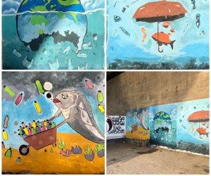 حملة «كلين شورز» في دمياط برعاية مؤسسة شباب بتحب مصر (صور)