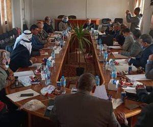 طفرة في مجال التعليم العالي بشمال سيناء.. مجلس جامعة العريش يوافق على إنشاء 3 كليات جديدة ببئر العبد ( صور)