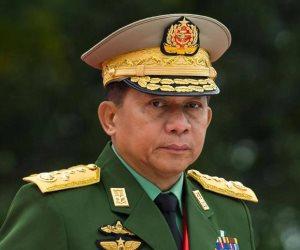 """من هو """"مين أونج هلاينج"""" قائد استيلاء الجيش على السلطة بميانمار؟.. له ذكرى مع مسلمي الروهينجا"""