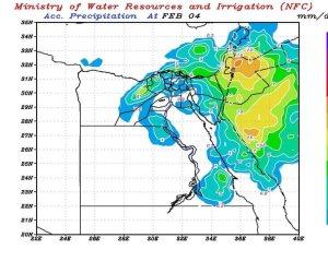 الري vs الأمطار.. ماذا قال مركز التنبؤ عن الأحوال الجوية؟