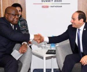 حل سد النهضة وزيارة للعاصمة الإدارية.. تفاصيل لقاء رئيس الكونغو بالرئيس عبدالفتاح السيسي