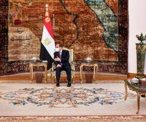 السيسي يستقبل الحريري.. ويؤكد حرص مصر الحفاظ على قدرة الدولة اللبنانية