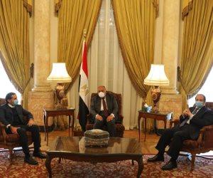 وزير الخارجية ورئيس المخابرات العامة يلتقيان سعد الحريري.. ومباحثات مهمة لدعم لبنان