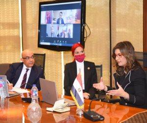 «الهجرة» تناقش مع النواب حل أزمة المواطنين العالقين بالخارج بحضور ممثل وزارة السياحة