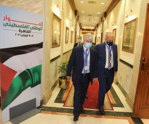 جلسة الحوار الفلسطينى فى القاهرة تستهدف إنهاء الانقسام وإنجاح الانتخابات