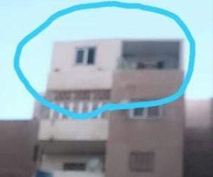 مواطن يبني دور سادس بالمخالفة لقرار «الوزراء».. وحي المقطم «عامل من بنها» (صورة)