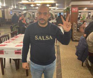 بعد شائعة مقتله.. صبحي كابر لـ «صوت الأمة»: أنا بخير وسأقاضي مروج الشائعة (صور)