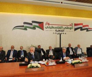 الفصائل الفلسطينية تشكر الرئيس السيسي على دعمه ورعايته للحوار الوطني