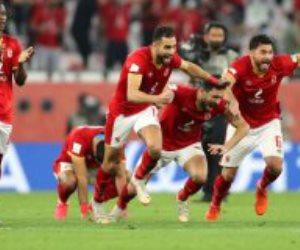 4 شهور من مجد الأهلي.. التاسعة الأفريقية وكأس مصر وبرونزية كأس العالم