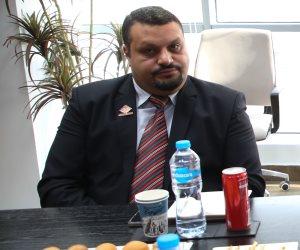 النائب أحمد قناوي: نواب التنسيقية يسعون لبرلمان بمفهوم جديد  (صور)