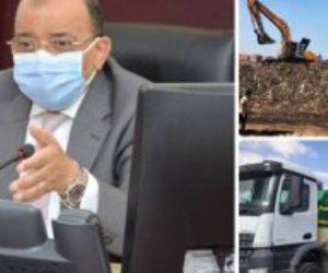مصر الجميلة.. رفع 28 مليون طن مخلفات تاريخية ويومية وتوريد وإصلاح 5200 معدة ضمن برنامج تحسين البيئة