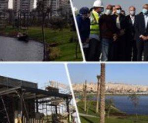 من سور مجرى العيون.. رئيس الوزراء: هدفنا إعادة رونق ووجه القاهرة الحضارى
