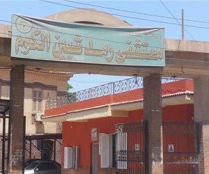 مستشفى الرمد بشبين الكوم وأزمة منع المرضى.. جانِ أم مجني عليه؟