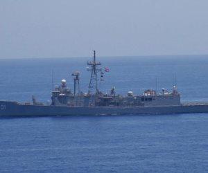 القوات البحرية المصرية والإسبانية تنفذان تدريبا عابرا بنطاق الأسطول الجنوبى بالبحر الأحمر