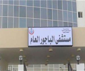 ظروف استثنائية.. مصابة بكورونا تضع توأم « محمد ومليكة » بمستشفى في المنوفية
