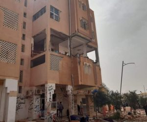 انفجار في الجزائر.. مصرع 17 شخصاً وإصابة 34 آخرين نتيجة تسريب غاز (صور)