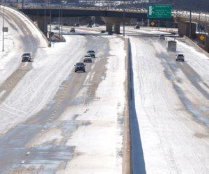 تكساس الأمريكية.. منطقة منكوبة بسبب الأحوال الجوية