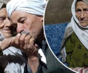 حكاية معمرة الزمن الجميل بالشرقية: الحاجة «زينب» عمرها 100 عام.. وتزوجت في سن 14 سنة