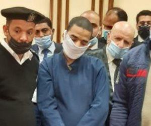 إحالة سفاح الجيزة للمفتي للمرة الثانية بتهمة قتل صديقه والنطق بالحكم 24 مارس