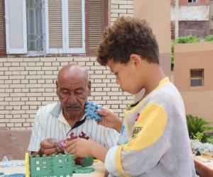 """""""صوت الأمة"""" ترصد التجربة الحكومية لأول مرة في مصر دمج الأطفال والكبار بلا مأوى في دار رعاية واحدة (صور)"""