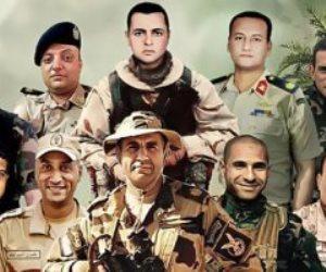 إحياء الذكرى الأولى لاستشهاد البطل العقيد أركان حرب أحمد شحاتة