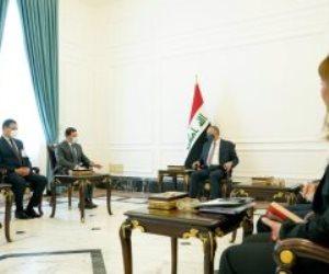 مباحثات مصرية عراقية لتسهيل دخول الشركات المصرية إلى بغداد