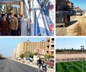 بوابة تنمية جديدة للريف المصرى.. «حياة كريمة» تطور 4500 قرية وتنفيذ استثمارات بالصعيد وصلت لـ104 مليارات