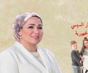وزيرة الثقافة: رعاية السيدة انتصار السيسي لجائزة المبدع الصغير قوة دفع كبيرة