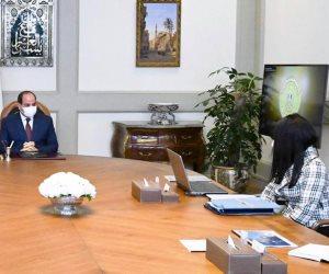 الرئيس يوجه بتعزيز التعاون التنموي مع الجهات الدولية