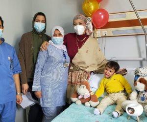 «ريان».. أول طفل يتلقى أغلى دواء في العالم بـ34 مليون جنيها (القصة الكاملة)