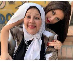 وفاة والدة الإعلامية رضوى الشربيني
