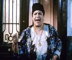 وفاة الممثلة ليلى الإسكندرانية صاحبة أشهر إفيه في فيلم «غبي منه فيه»