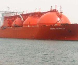 الخير يهل على مصر.. وصول ناقلة الغاز المسال دمياط لتصدير الشحنة الثانية إلى الصين